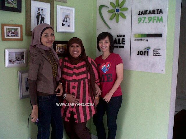 Emak2 Blogger Di Female Radio