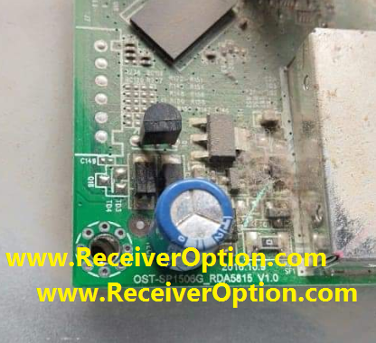 OST-SP1506G_RDA5815 V1.0 BOARD TYPE HD RECEIVER POWERVU KEY SOFTWARE NEW UPDATE