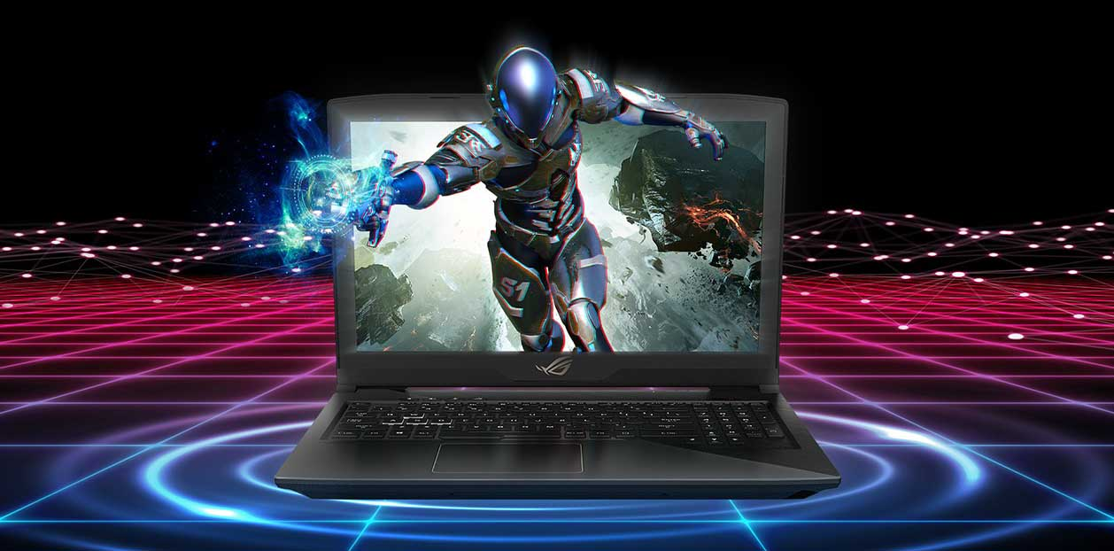 Asus ROG Strix GL 503, Notebook Gaming yang Elegan dan Modern