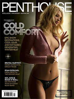 Revista Penthouse Australia-Julio Agosto 2015 PDF Digital