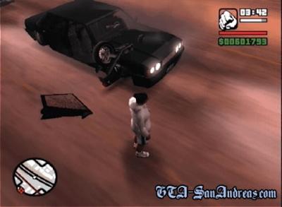 Misteri Bug GTA