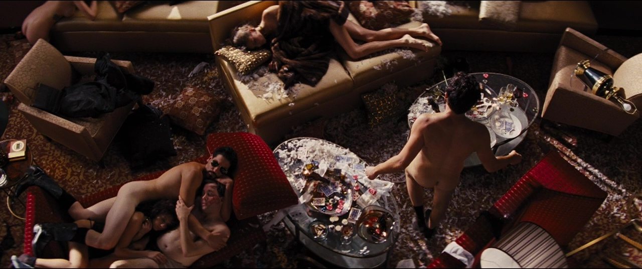 Sex, Drugs And Stock N Roll Abound In The Wolf Of Wall Street