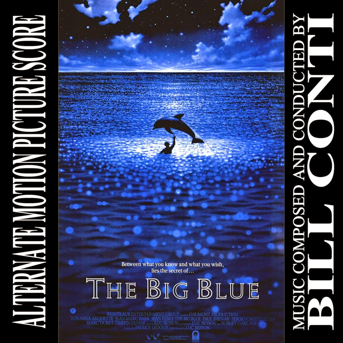 Bill Conti The Big Blue, Luc Besson's The Big Blue soundtrack