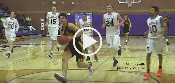 Kobe Paras Erupts for 43 Points against Thunder (VIDEO)