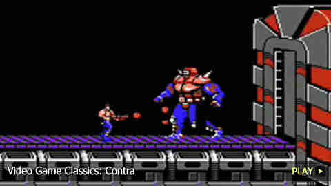 Contra Game Free Download ~ GETPCGAMESET