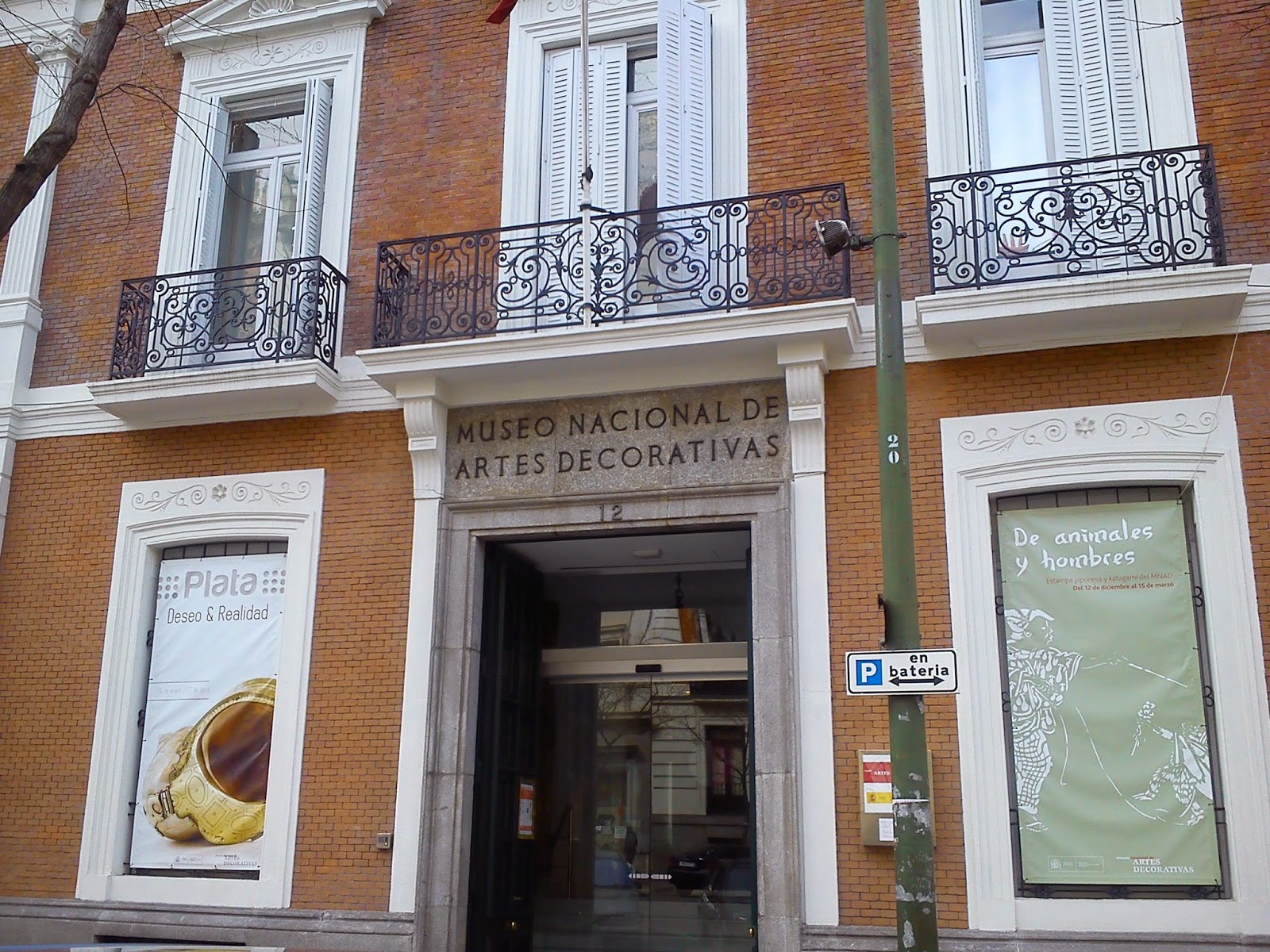 Museo De Artes Decorativas Y Costumbres Madrid