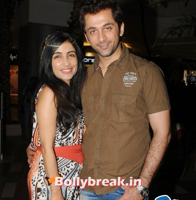 Shibani Kashyap with Husband Rajiv Roda, Make a Wish Foundation Fundraiser Fashion Show
