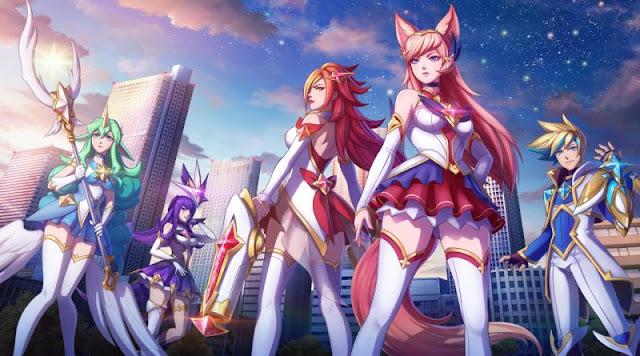 Ahri Guardiã Estelar é destaque em nova animação de League of Legends