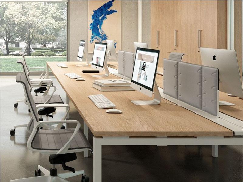 Mobili per ufficio The Quadrifoglio Group