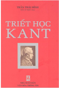Trần Thái Đỉnh - Triết học Kant (Download)