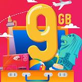 Cara Mendapatkan Kuota 9 GB Dari Tri