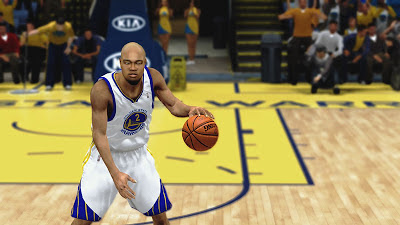 NBA 2K13 Jarrett Jack Cyberface Patch
