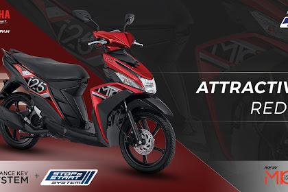 Nyobain (Review) Motor Yamaha Mio M3 125 Pangkalan Balai - Palembang serta perbandingannya VS Motor Honda Beat 2014