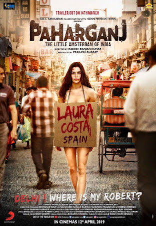 Watch Online Paharganj 2019 Full Movie Download HD Small Size 720P 700MB HEVC HDRip Via Resumable One Click Single Direct Links High Speed At WorldFree4u.Com