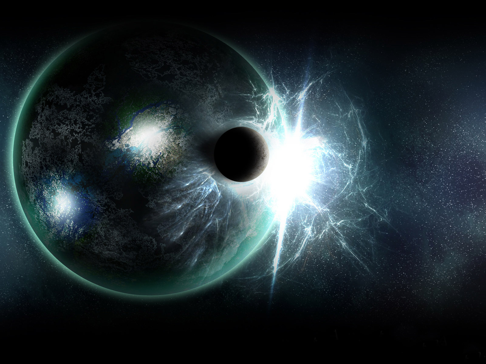 3D HD WALLPAPERS: SPACE WALLPAPERS HD 1080p