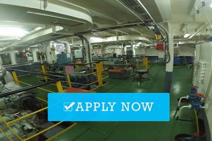 Tanker Ship Job Rank 1/E