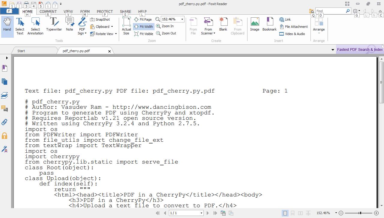 python convert pdf to html