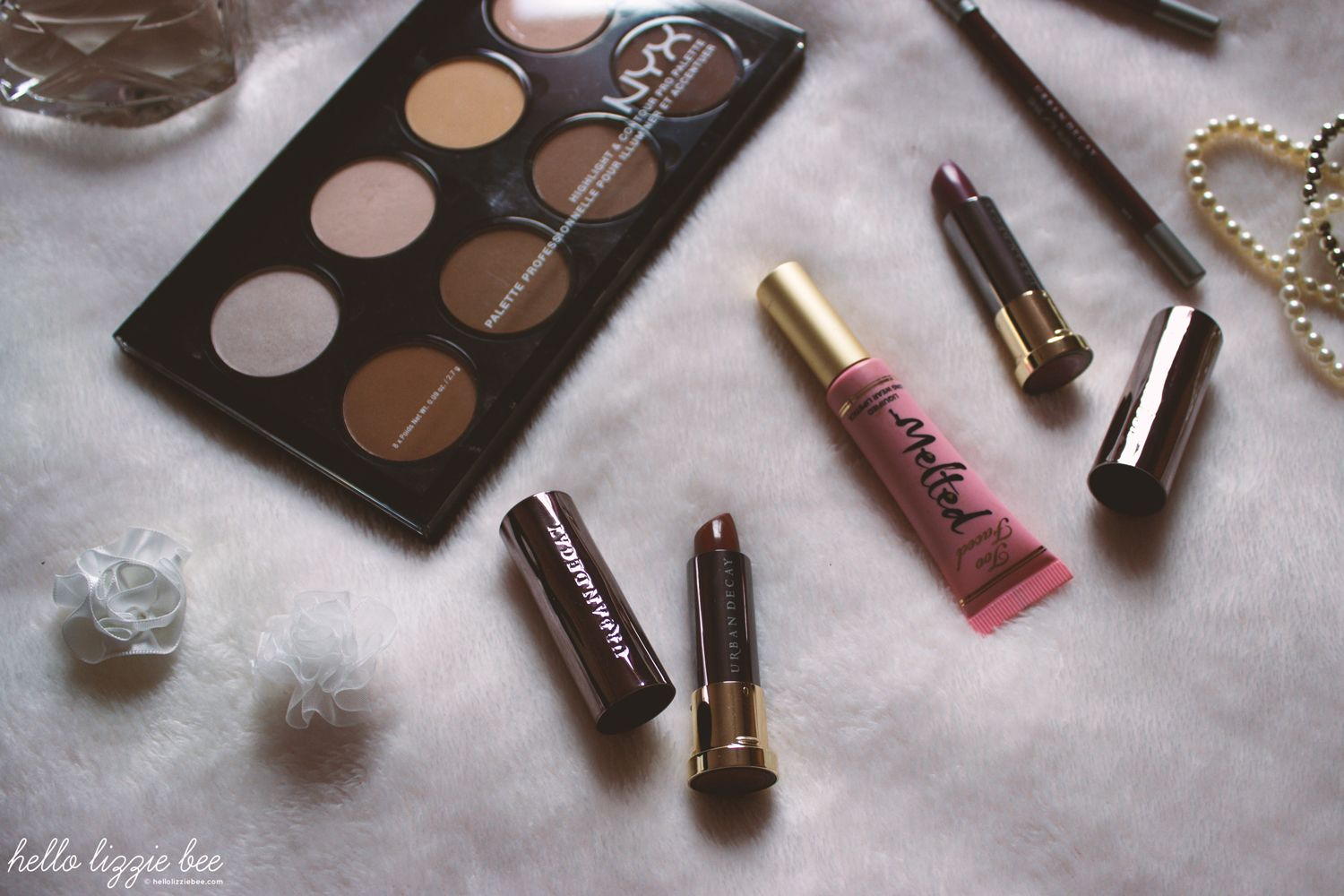 NYX, Urban Decay, Too Faced, beauty, beauty review