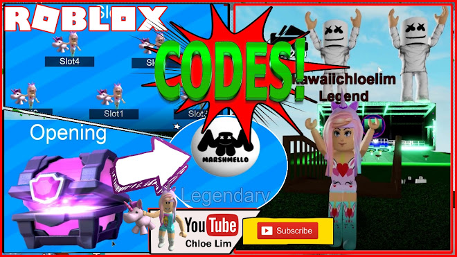 Roblox GIANT DANCE OFF SIMULATOR Gameplay! 9 OP CODES! My