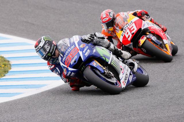 Finish Dibelakang Rossi, Lorenzo Kesal dan Kecewa Diposisi 2.