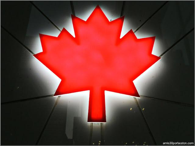 Hoja de Arce, Símbolo de Canadá
