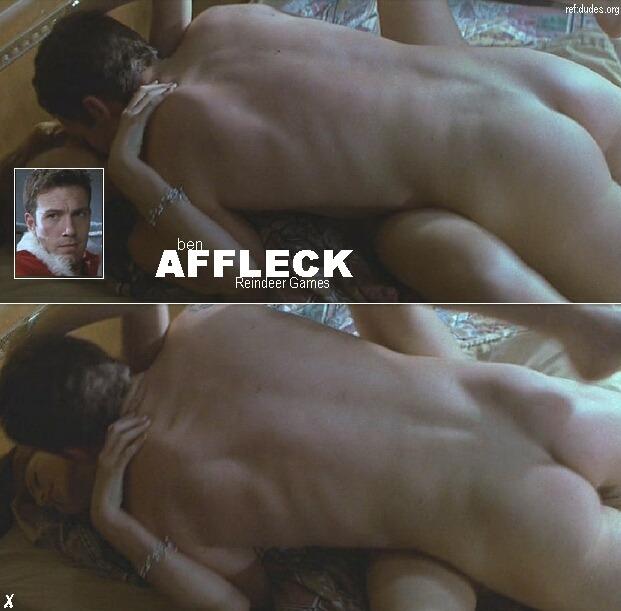 Affleck naked ben Ben Affleck