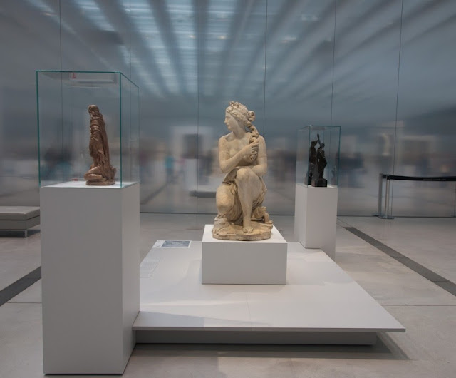 Louvre Lens in Frankreich, Museum