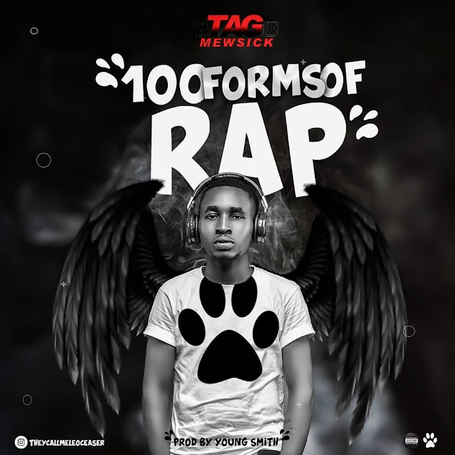 [Music]: Leo Ceaser - 100FormsOfRap (Prod. YoungSmith) | @Theycallmeleoceaser