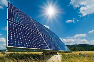 energi alternatif matahari