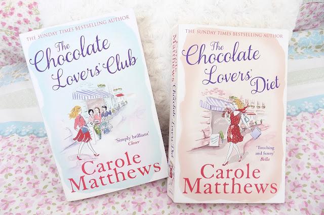 the chocolate lovers club carole matthews