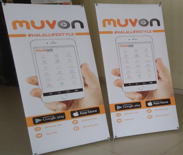 MUVON App Hadir Memberi Warna Baru di Dunia Digital Bagi Umat Muslim