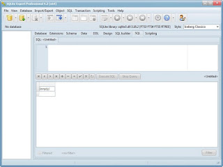 SQLite Expert Professional Edition 5.2.2.238 Terbaru Full Version