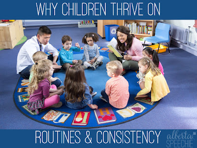 Why Children Thrive on Routines and Consistency