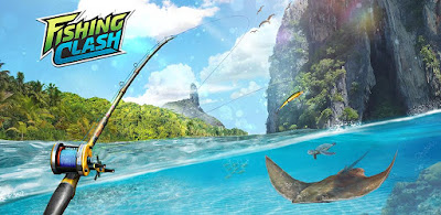 Fishing Clash (MOD, Easy Combo/Auto-Catch) APK Download