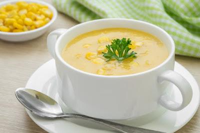Resep Sup Krim Ala Gerai Sang Kolonel