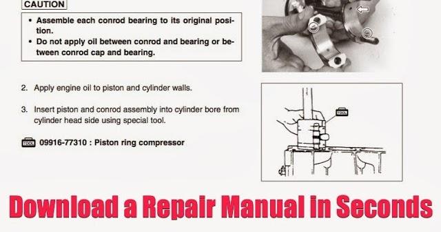 DOWNLOAD MERCRUISER REPAIR MANUALS: DOWNLOAD MerCruiser Repair Manual: Won't Crank Won't Start