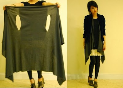 Como hacer un Chaleco Fashion sin costuras
