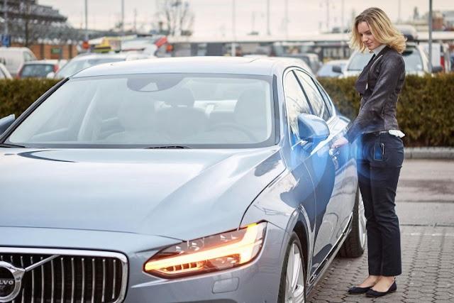 Las 8 llaves más futuristas e increíbles del mundo para vehículos de lujo
