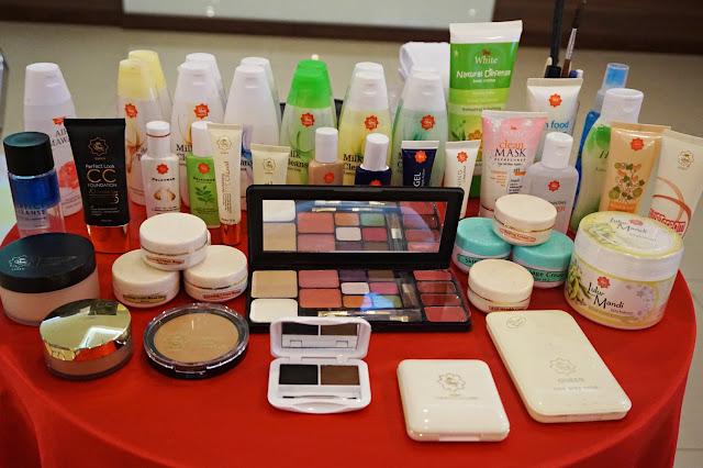 Beauty Gathering With Viva Cosmetics