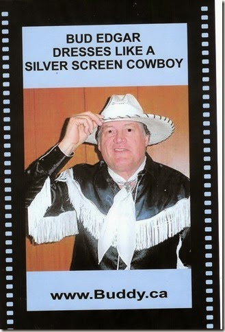 Comedy Cowboy About My Fancy Duds
