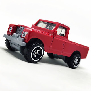 Julian S Hot Wheels Blog Land Rover Series Iii Pickup