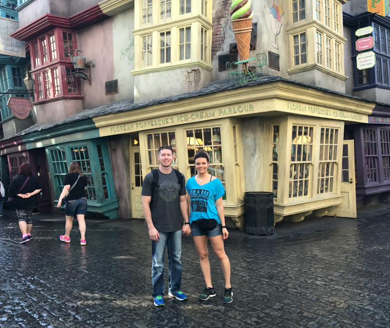 Universal Studios Florida, Wizarding World of Harry Potter, Diagon Alley