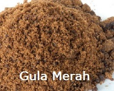 kuih keria sira gula merah - first time!