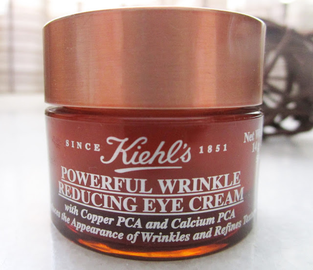 Powerful Wrinkle Reducing Eye Cream de  Kiehl´s Contorno de ojos