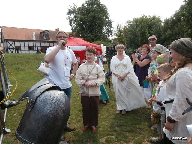 pierwsze miejsce na strój średniowieczny w Gnieźnie