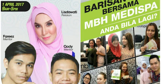 Grand Opening MBH Medispa Sungai Petani, Kedah - 1 April 2017