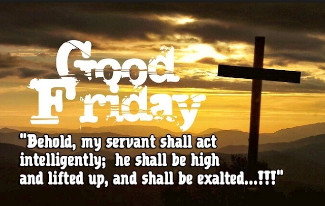 Good Friday 2018 Wishes, Greeting and Quotes