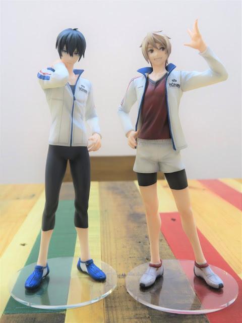 Riku Yagami y Takeru Fujiwara de Prince of Stride Alternative - FREEing