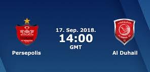 اون لاين مشاهدة مباراة الدحيل وبیرسبولیس بث مباشر 17-9-2018 دوري ابطال اسيا اليوم بدون تقطيع