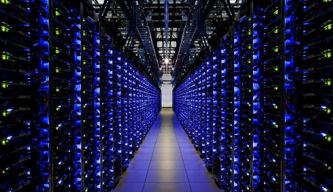 Seperti Apakah Data Center Google 4